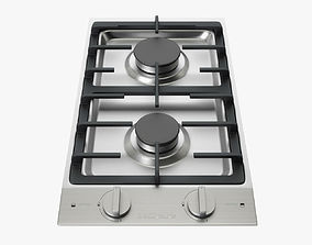 Miele Hobs and CombiSets - CS 1012-1 G ProLine element 3D