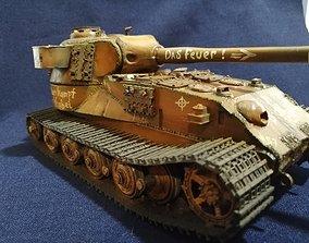 Tanks Panzer VK 7201 3D printable model