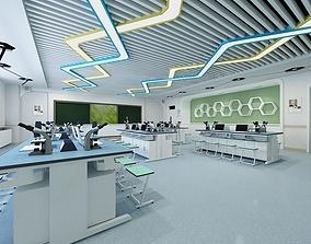 3D model Biology Laboratory