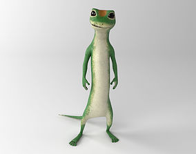 3D model Gecko
