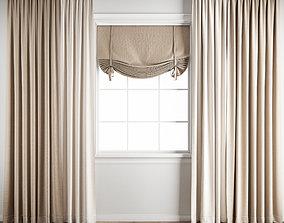 Curtain 169 3D model