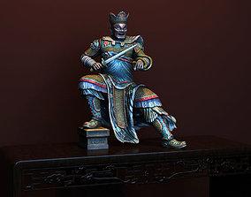 3D model Chinese Mythology Statue
