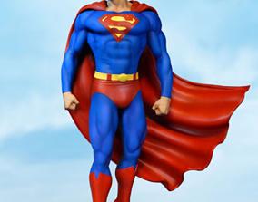 3D Superhero Character