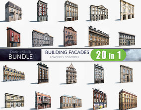 image about Free Printable 3d Buildings called No cost Place 3D Designs CGTrader