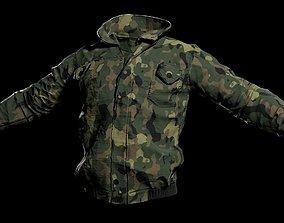 Army Jacket 3D model