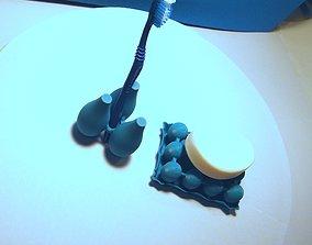 BATHROOM SET 3D printable model