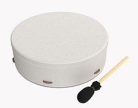 3D model Hand drum
