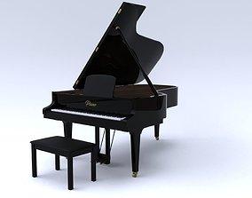 3D Grand Piano piano