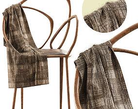 3D Arm chair code 022