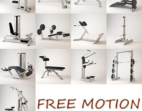 Fitness Free Motion 3D