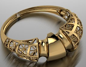 Fusion ring shock 3D print model