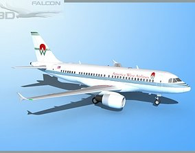 Falcon3D A319 America West Airlines rigged