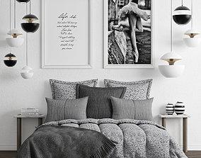 3D Bedroom set 3
