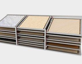 3D Tiles Rack