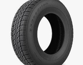 3D model Tires BFGoodrich