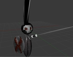 little warrior 3D model