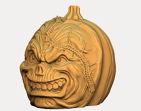 3D printable model pumpkin 1