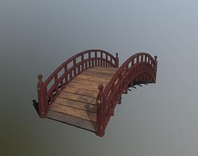 3D model Japan Bridge