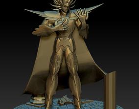 Saint Seiya - Deathmask of Cancer 3D printable model