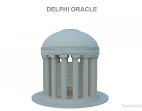 Delphi Oracle 3D myth