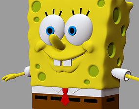 Spongebob Squarepants 3D model