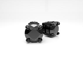 3D print model Earring Stud diamond