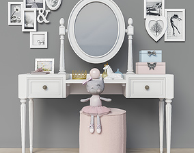 3D Toys and furniture set 22