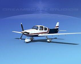 Cirrus SR22 V03 3D