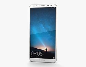 3D Huawei Mate 10 Lite Prestige Gold