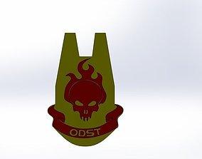 3D Halo ODST Emblem