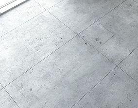 Concrete floor 1 3D model