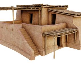 Common Shanty 3D model