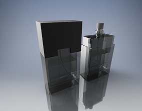 Perfume 3D Model low-poly