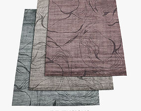 Sachi Rugs 236 3D