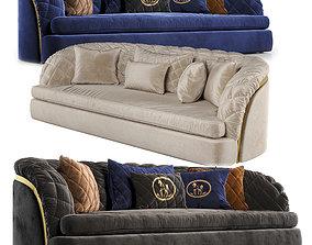 Sofa Portofino Cantori 3D