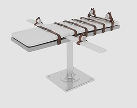3D Lethal Injection Bed
