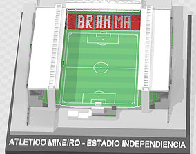 3D printable model Clube Atletico Mineiro - Estadio