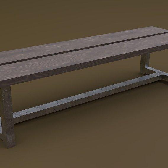 Bench 24 R