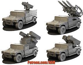 3D printable model Hummer