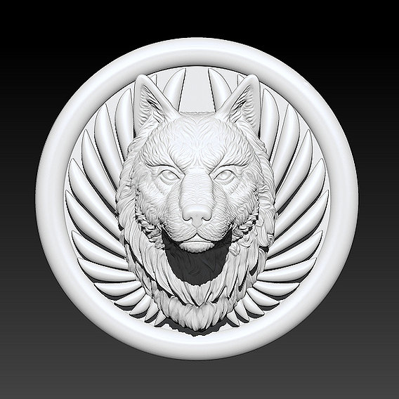 cnc wolf