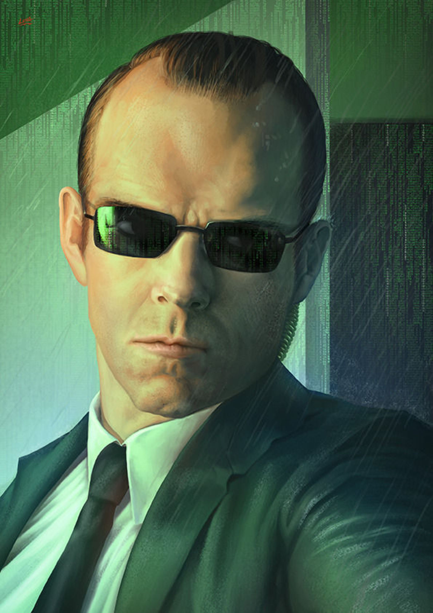 ee41903ca877 Agent Smith - Matrix | CGTrader