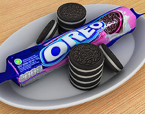 3D Oreo Biscuits