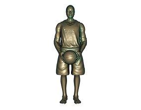 3D model Dwyane Tyrone Wade