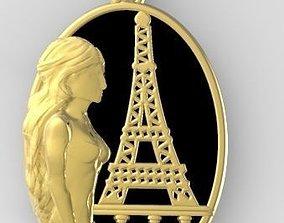 3D print model Paris