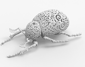 Bug Scarabey 3D printable model