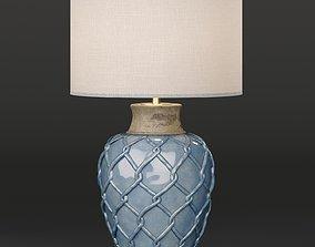 3D UTTERMOST Parterre Table Lamp