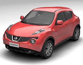Nissan Juke 2011 3D