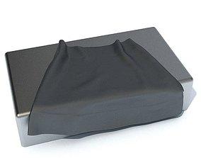 Black Skirt 3D
