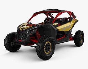 3D model BRP Can-Am Maverick X3 XRS 2017