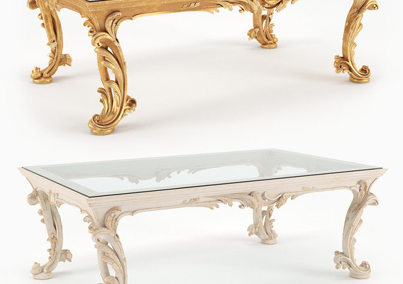 Chelini 1064 coffee table